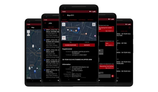 Bryx Announces Launch Of New Dark Mode For Its Bryx 911 Mobile Application