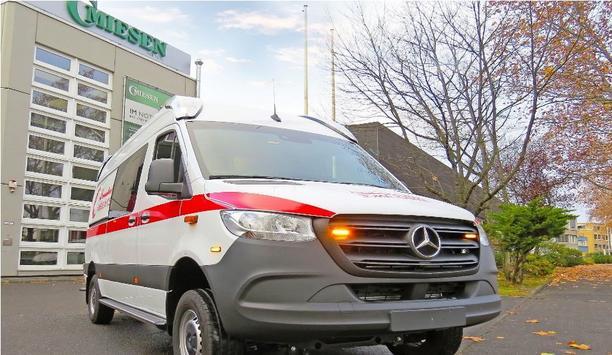 C. Miesen GmbH & Co. KG Delivers Three New Identical Emergency Ambulances For Petrol Development Oman
