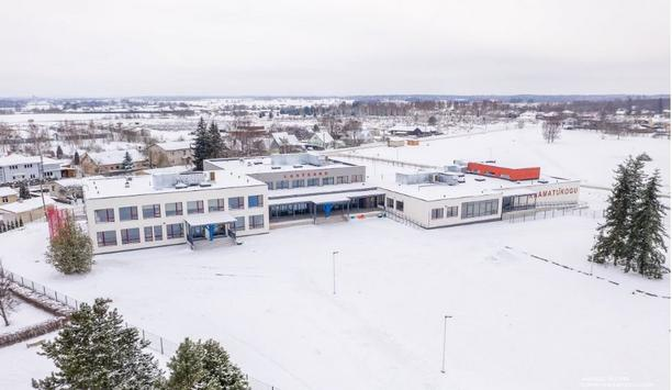 C-TEC's CAST XFP Addressable Fire System Is Protecting An Established And Highly-Acclaimed Kindergarten In Estonia