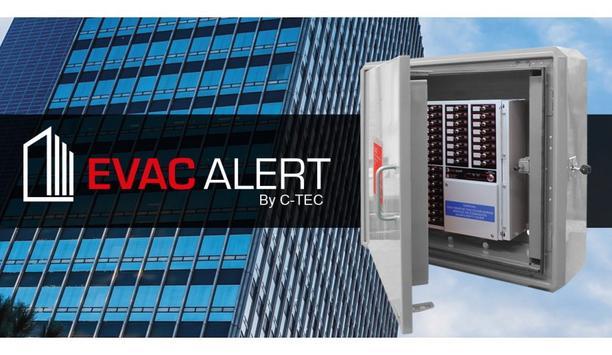 C-TEC Creates A New Evacuation Alert Systems Video To Explain Uses Of Evacuation Systems