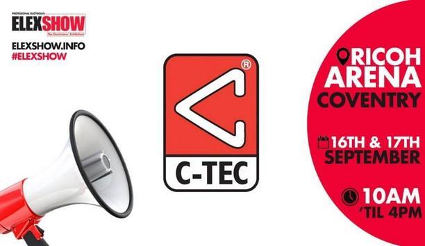 C-TEC Is Exhibiting At ELEX 2021