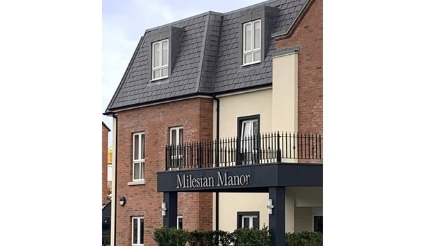 C-TEC Safeguards Milesian Manor With Its Power Supplies And Fire Panels