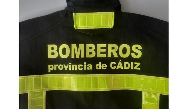 Cadiz Fire Brigade In Spain Takes Delivery Of Bristol Uniforms' Fire Kit With Ergonomic XFlex Design