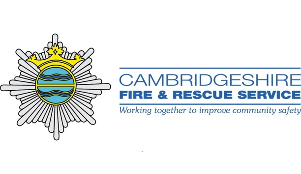 Cambridgeshire Fire And Rescue Service Firefighters Supports NHS Blue Light Colleagues On The Frontline