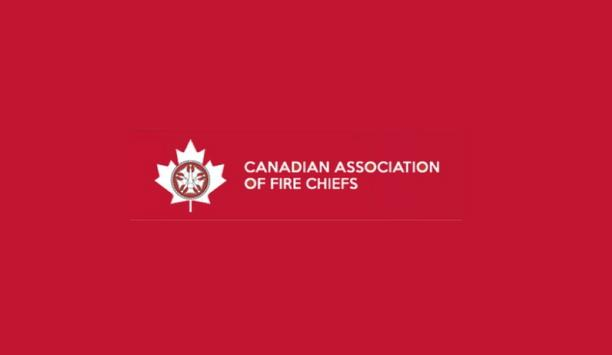 Canadian Association Of Fire Chiefs (CAFC) Announces The Appointment Of John McKearney As New President And Other Board Members