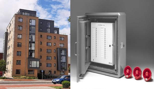 Cardiff Apartments Meet BS 8629 Code Of Practice With Installation Of Advanced's EvacGo