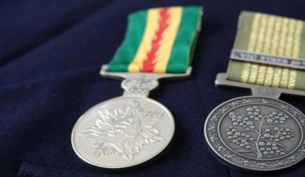 CFA Heroes Receive AFSM Honors