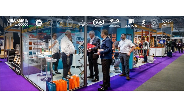 Checkmate Fire To Showcase Fire Stopping Services And Alufire Platform At The Fire Safety Event 2018