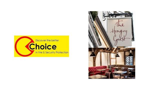 Choice Fire Provides Wireless Radio Fire And Security Systems For Market Town Developments' Hungry Guest Café