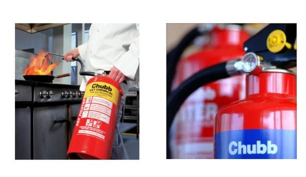 Chubb Fire & Security On Fire Extinguishers – The First Line of Defense
