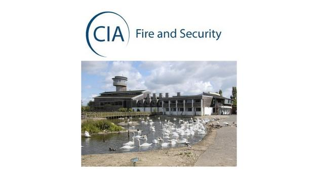 Slimbridge Wildfowl Trust Choses CIA Fire & Security And EMS Group To Install Wireless Fire Detection And Alarm System