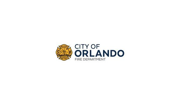 Orlando Fire Department On The Front Lines Against Coronavirus