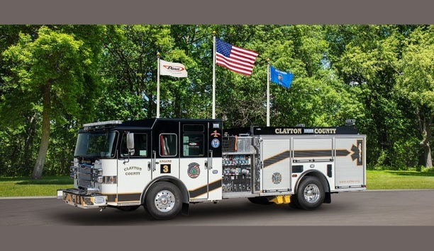 Pierce Manufacturing Secures Order For Eight Custom Pumpers From Clayton County Fire & Emergency Services