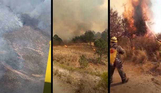 CNH Industrial Launches A Campaign To Help The Local Firefighters Recover From The Impacts Of The Wildfire