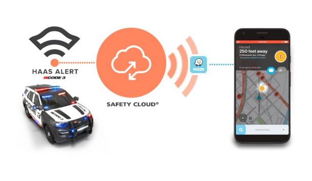 ESG And Code 3 Launch Innovative Connected Safety Solution, Powered By The HAAS Alert Safety Cloud