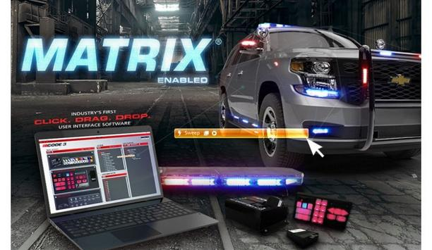 Code 3 Launches Matrix Emergency Vehicle System To Quickly Program Police Vehicle Lights And Sirens