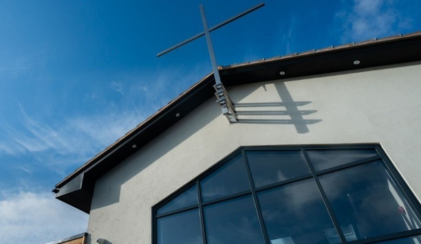 Comelit's Atena Easy Single Loop System Installed By Avalon Secure St Catherine's Church And Pastoral Center