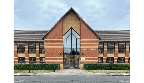 Comelit Enhances Fire Safety At Kingfisher Care Home With Its Atena Touch Screen Control Panel