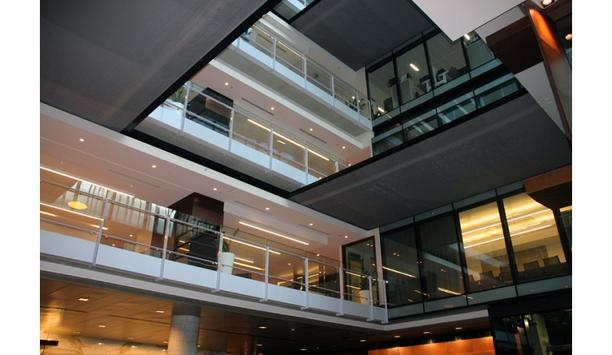 Coopers Fire Discuss The Advantages And Applications Of Horizontal Fire Curtains On Commercial Structures