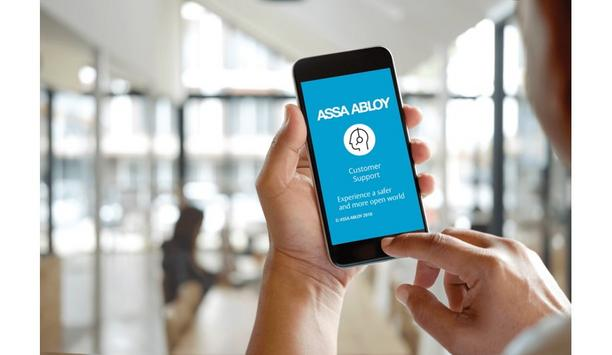 ASSA ABLOY Launches New App To Solve Troubleshooting Issues In Light Of COVID-19