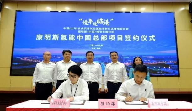 Cummins Locates New Power China Headquarters In Shanghai Accelerating Local Hydrogen Strategy And Innovation Capabilities