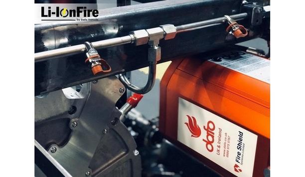 Dafo Vehicle Introduces Li-IonFire To Increase The Safety Of Electric And Hybrid Electric Vehicle Operations