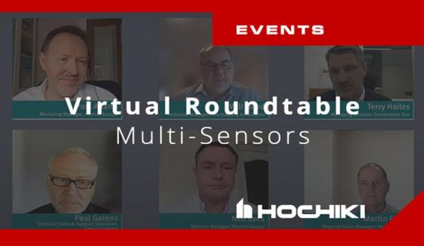 Detectortester Invited By Hochiki For A Virtual Roundtable