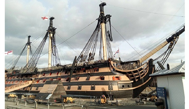 Detectortesters Visits HMS Victory Site With Premier Fire Security To Experience Solo And Testifire Products In Use