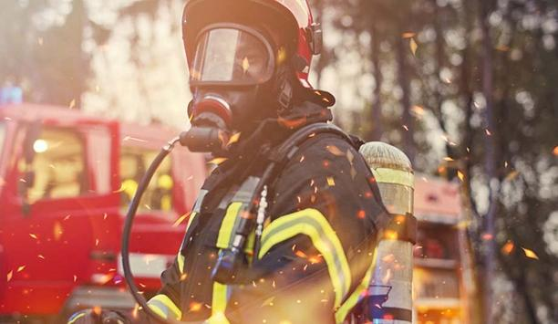 Dräger Launches Health For The Firefighter Campaign To Support Fire Services And Protect Firefighter Health