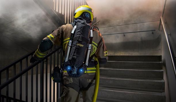 Protecting The Front Line with Self-Contained Breathing Apparatus