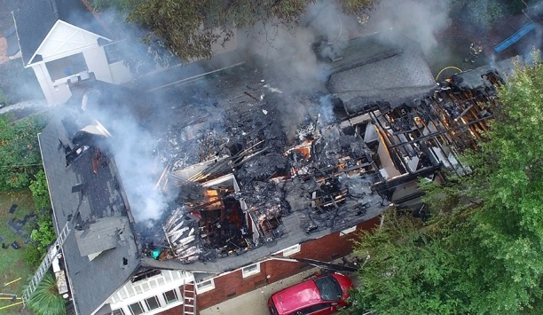 How Fire Departments Use Drones To Save Lives