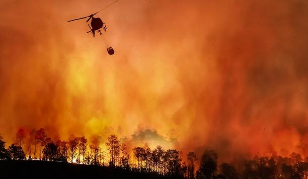 Drones And IoT Sensors Provide New Technique To Detect Wildfires Early