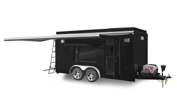 E-ONE Debuts Mobile Drone Command Trailer At Fire Rescue East Conference And Trade Show 2019
