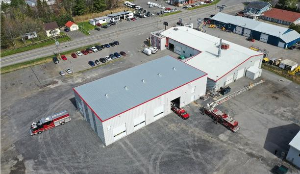 E-One Dealer 1200 Degrees Announces Major Expansion Of Its Techno Feu Branch In Quebec