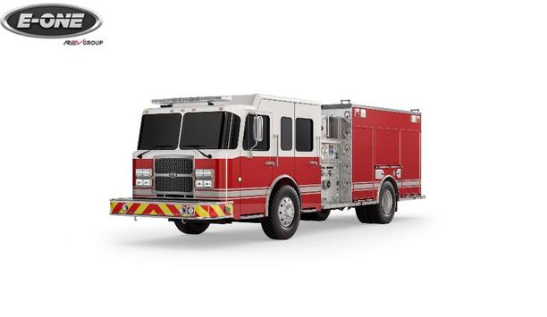E-ONE Launches Ready-To-Build Custom Pumpers With Multiple Configurable Options