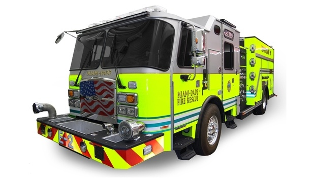 E-ONE Provides Decontamination Options To Provide Better Environment For Miami-Dade Firefighters