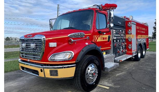 E-ONE Delivers Industrial Pumper To Toronto Fire Services