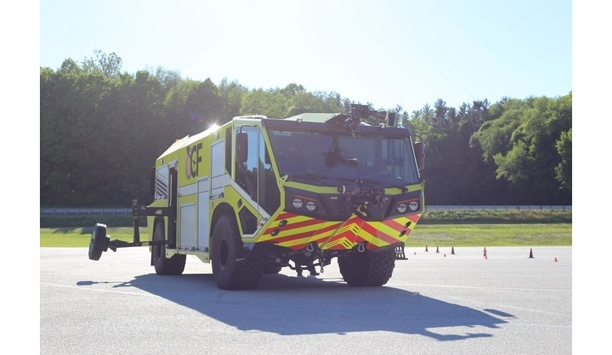E-ONE Titan 4x4 Exceeds Aircraft Rescue and Firefighting Advanced Product Testing Expectations