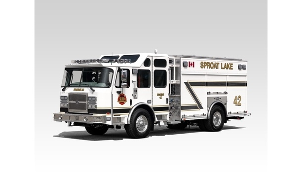 E-ONE Introduces Its Typhoon Cab At FDIC International 2019