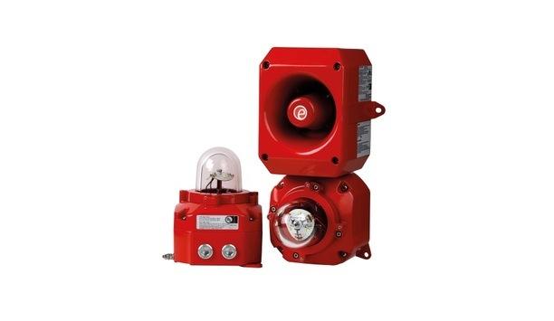 E2S Unveils Next-Gen Haz. Loc. D2xB1LD3 LED Beacon, The Brightest Ever Hazardous Location UL1971 LED Fire Alarm Beacon