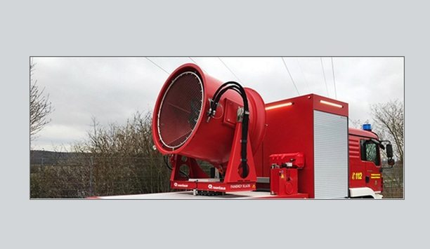 Rosenbauer's FANERGY Series And GW Large Fans Ensure Enhanced Safety And Efficiency In Firefighting Operations