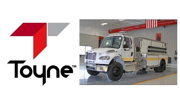 Toyne Delivers Its Pumper Tanker, Wildland And Rapid Attack Apparatus To Elko County Fire Protection District