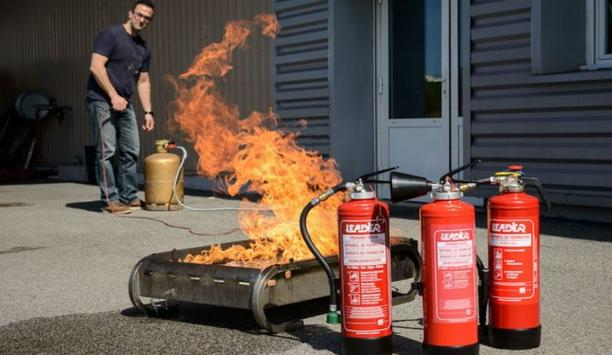 Emergency One Provides Fire Training With Leader Equipment