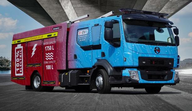 Emergency Showcases Innovative Vehicles At The Emergency Services Show