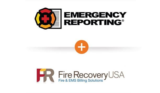 Emergency Reporting And Fire Recovery USA Announce Integration To Provide Fire Department Billing Services