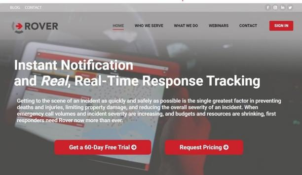Emergency Reporting Launches A New Website For Their Rover Notification And Alerting App