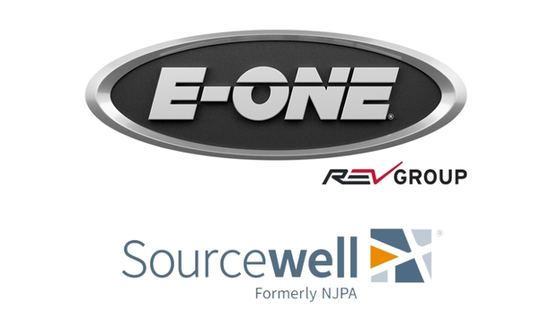 E-ONE Announces The Award Of A Four-Year Sourcewell Cooperative Contract