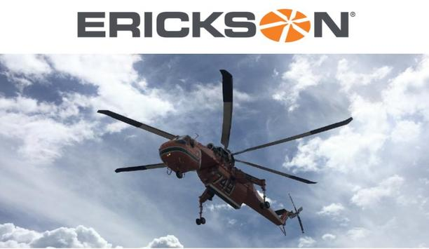 Erickson Announced FAA Approval Of Composite Main Rotor Blades