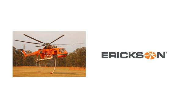 Erickson Incorporated Helps In Fighting The Devastating Australian Bushfires With Their S-64 Air Crane Helicopters