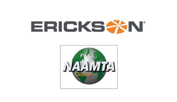 Erickson Achieves NAAMTA Global Medical Transport Accreditation